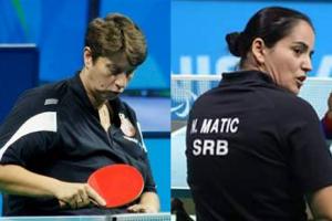 Borislava Perić-Ranković i Nada Matić