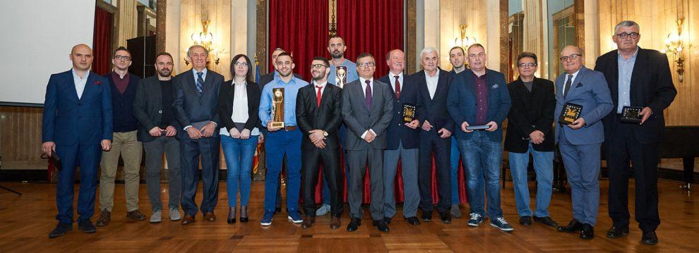 Nagrade Udruženja sportskih novinara Srbije 2018
